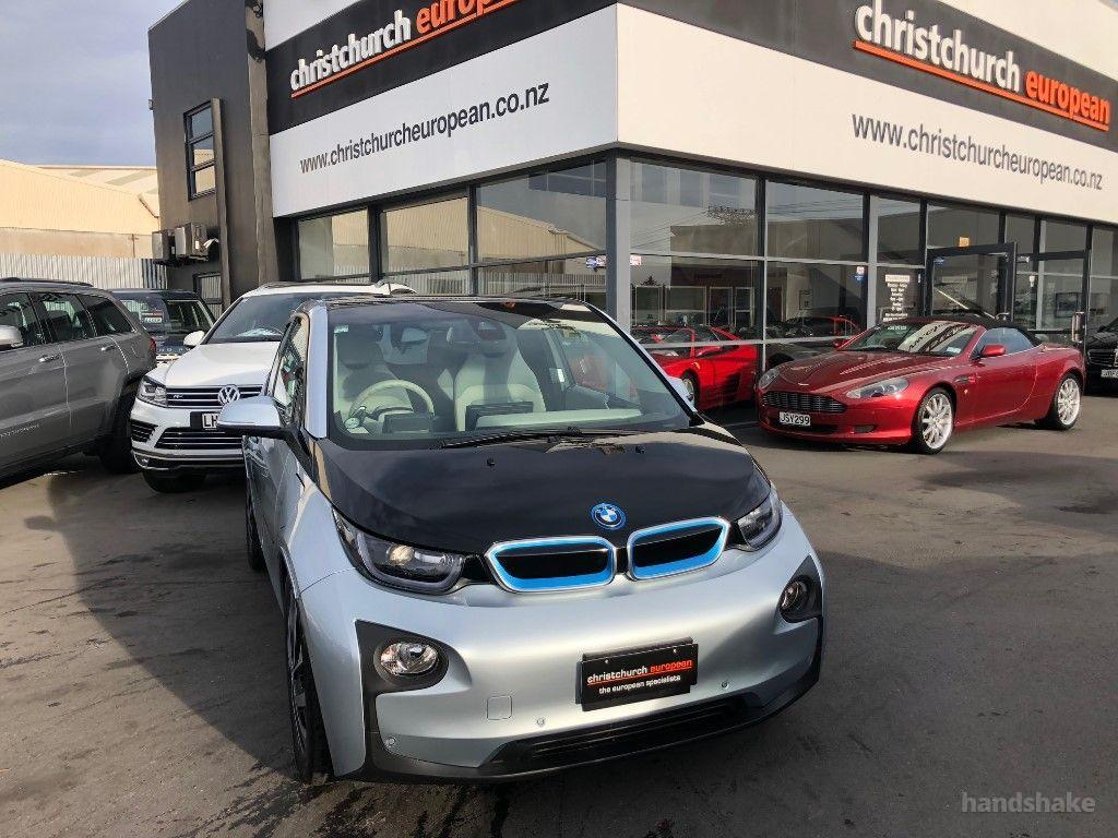 2015 Bmw I3 Range Extender Semi Electric For Sale In Christchurch