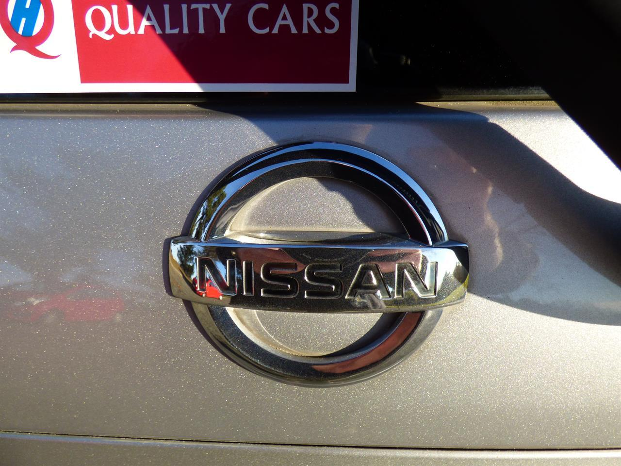 image-11, 2009 Nissan Note RS at Timaru