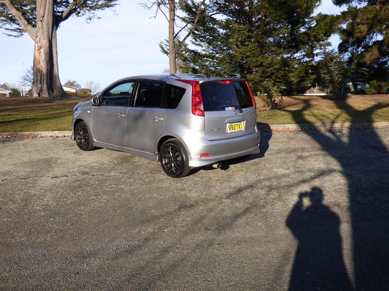 image-1, 2009 Nissan Note RS at Timaru
