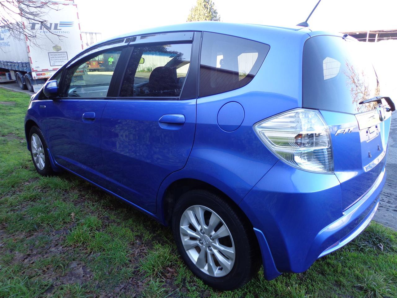 image-4, 2012 Honda FIT HYBRID at Christchurch