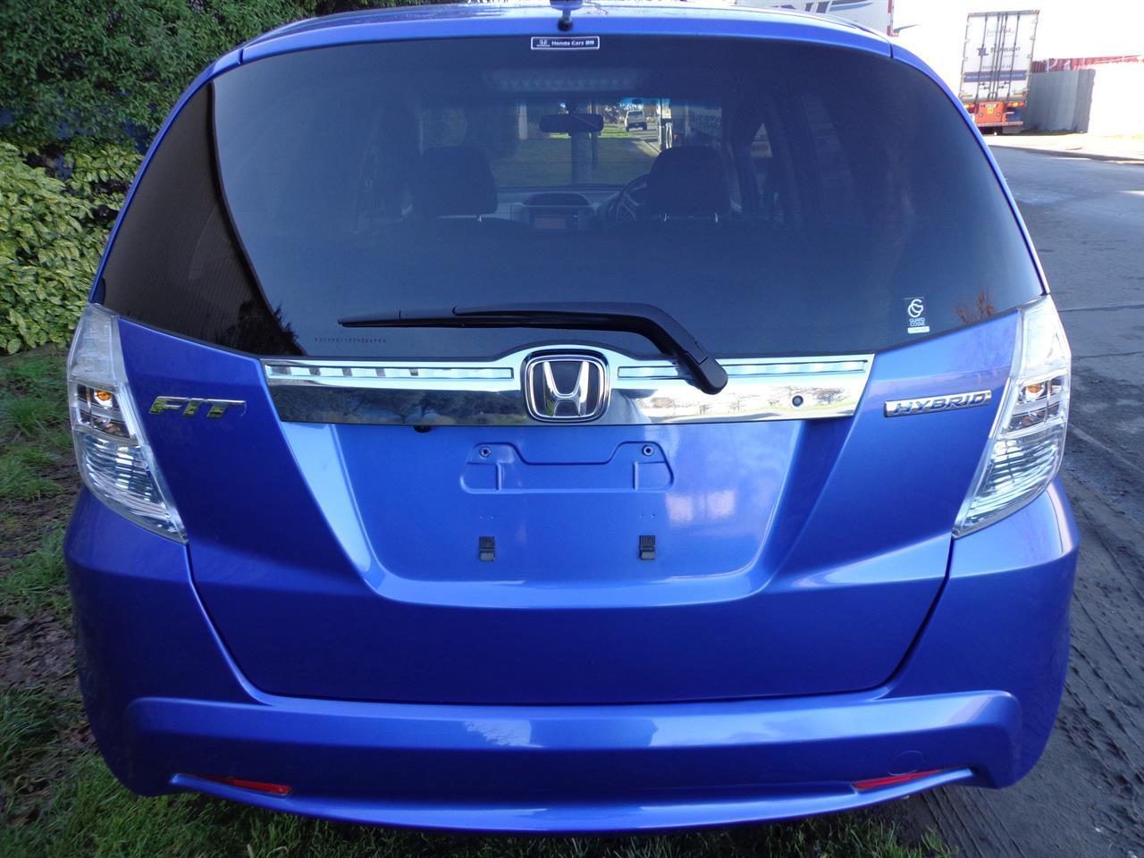 image-2, 2012 Honda FIT HYBRID at Christchurch