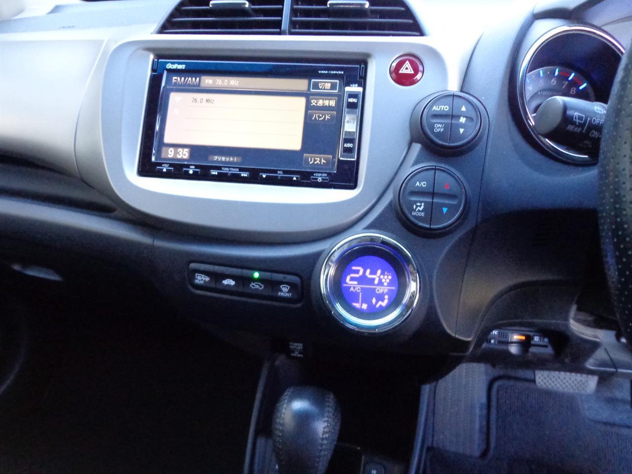 image-11, 2012 Honda FIT HYBRID at Christchurch