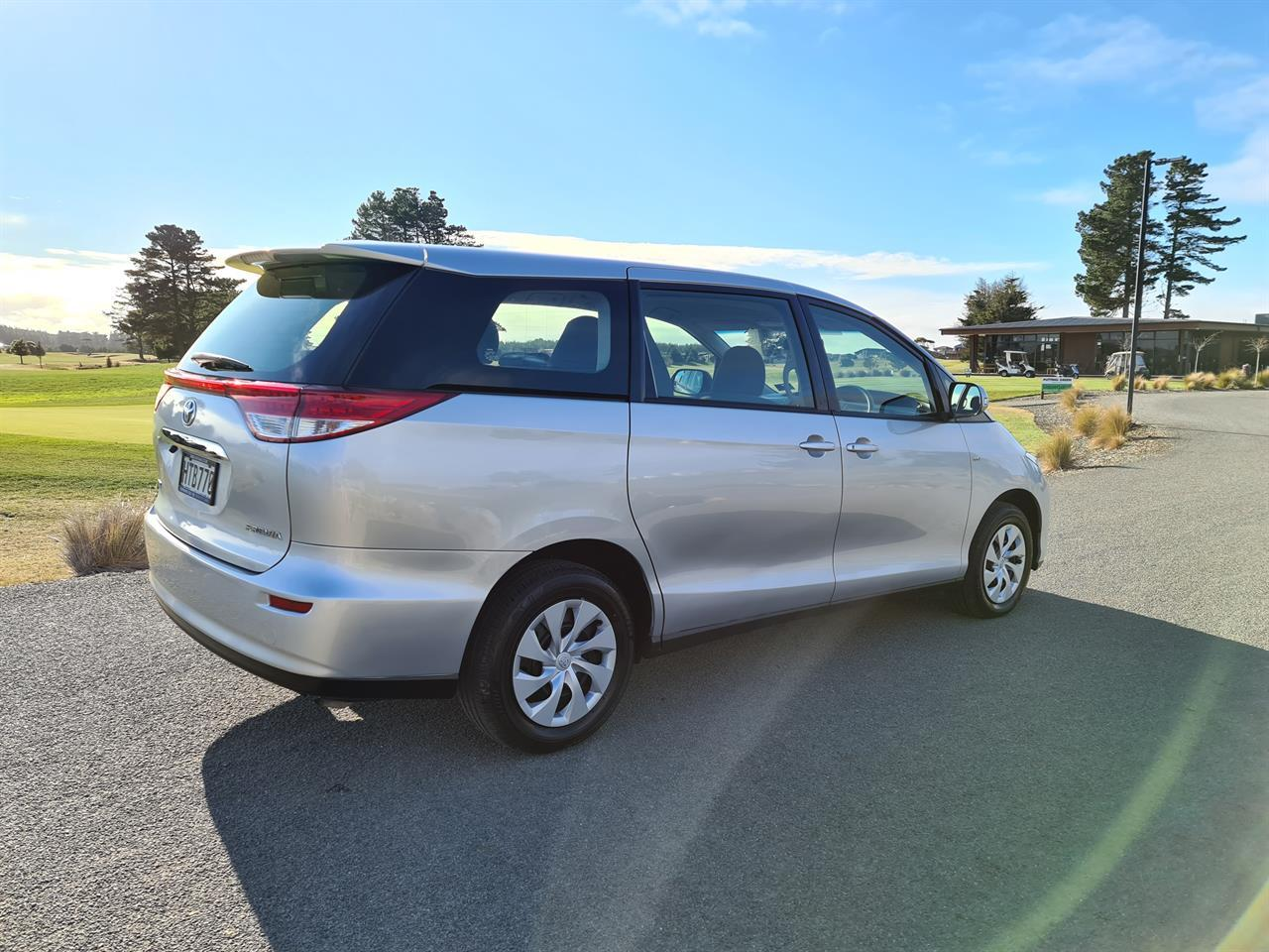 image-5, 2014 Toyota Previa 2.4P NPV CVT at Christchurch
