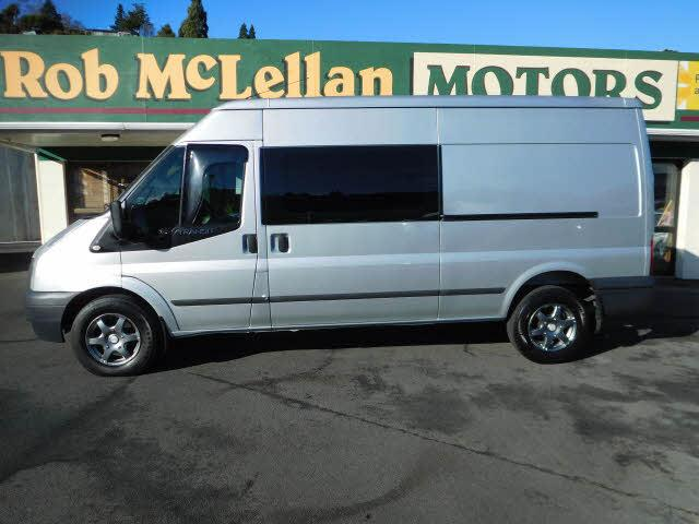 image-1, 2013 FORD TRANSIT 350 mid roof at Dunedin