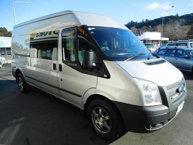 image-5, 2013 FORD TRANSIT 350 mid roof at Dunedin