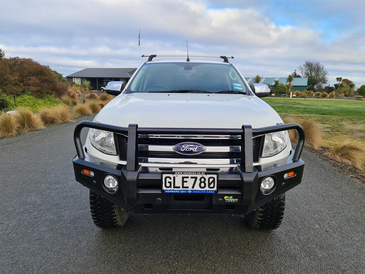 image-1, 2012 Ford Ranger 3.2TD XLT DC W/SA4X4 at Christchurch
