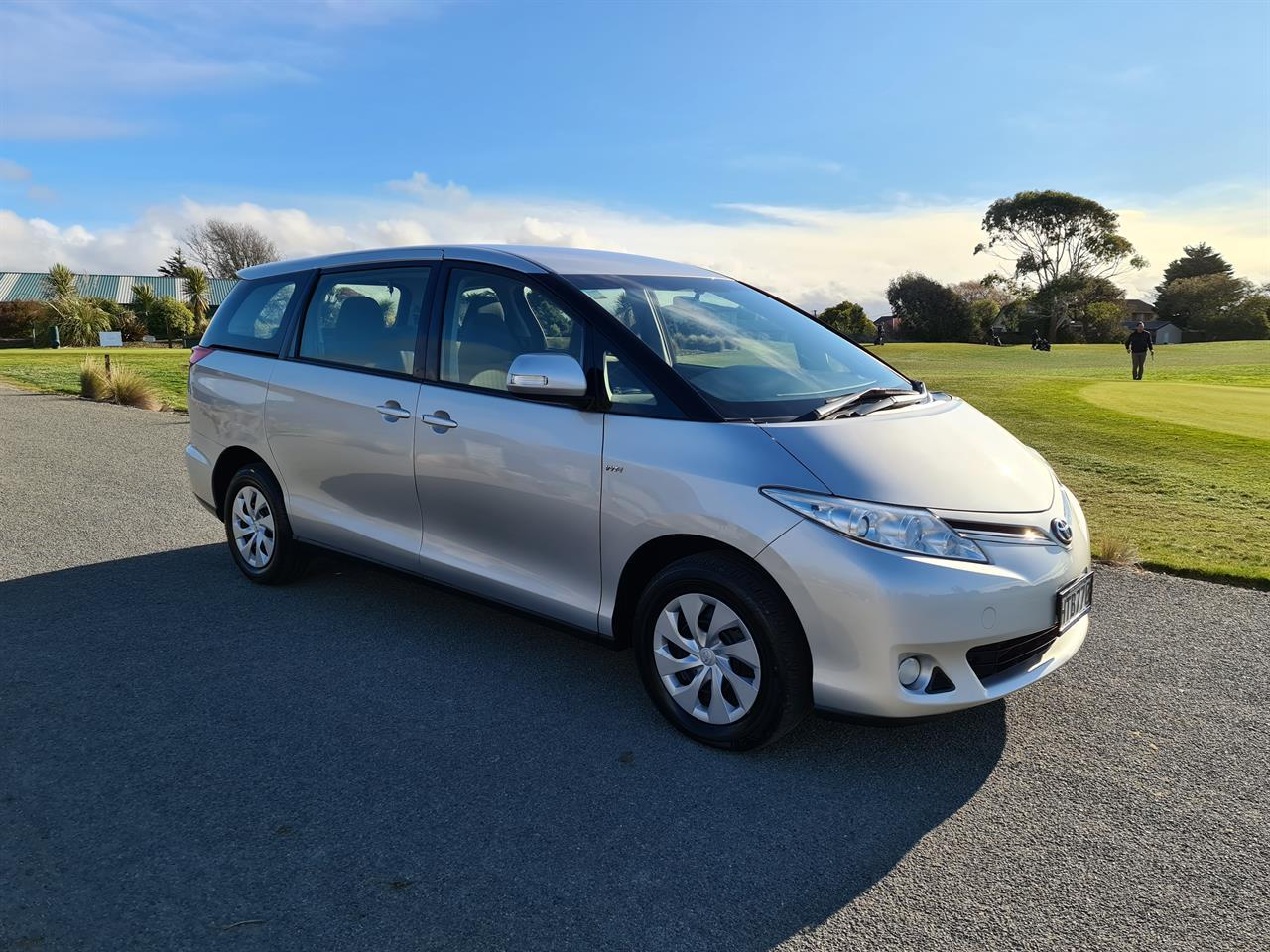 image-0, 2014 Toyota Previa 2.4P NPV CVT at Christchurch