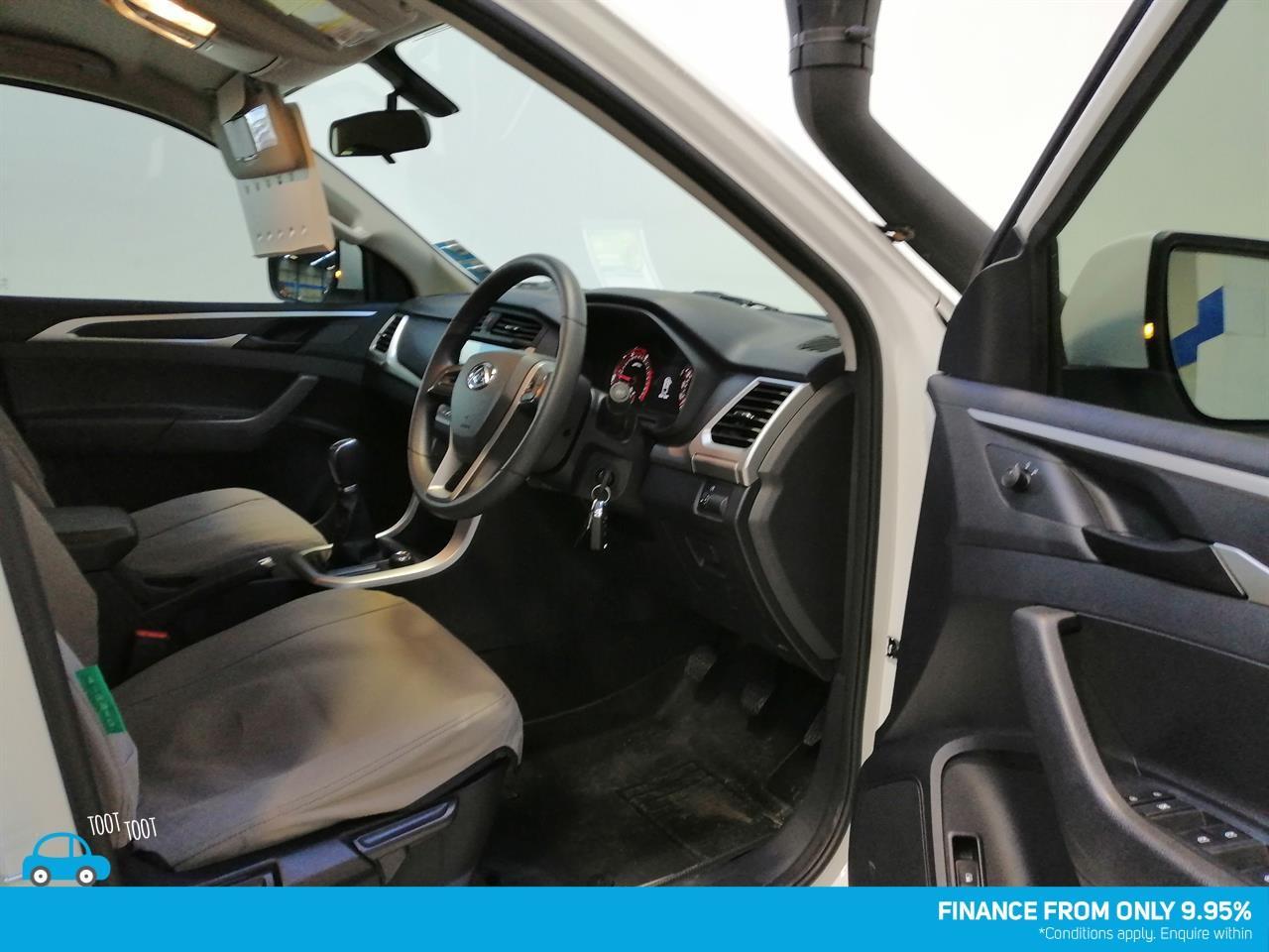image-13, 2020 LDV T60 Elite - manual at Dunedin