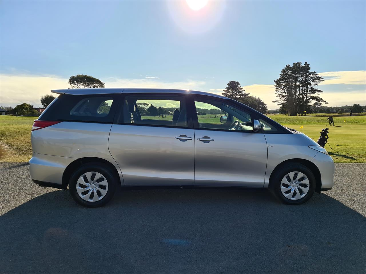 image-6, 2014 Toyota Previa 2.4P NPV CVT at Christchurch