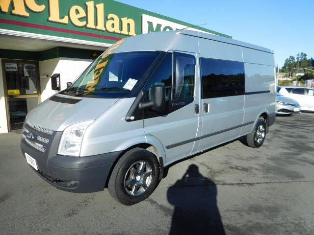 image-0, 2013 FORD TRANSIT 350 mid roof at Dunedin