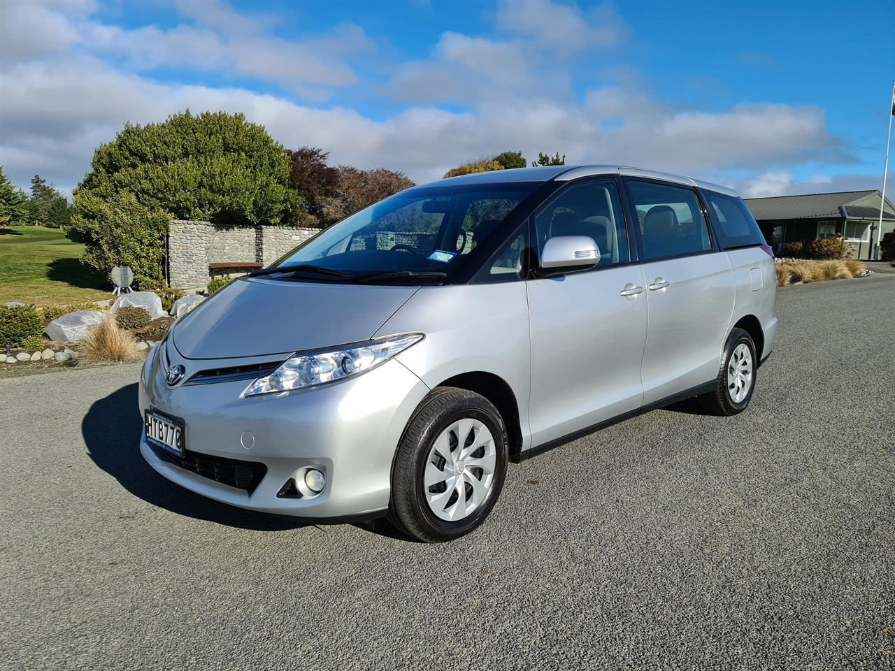 image-2, 2014 Toyota Previa 2.4P NPV CVT at Christchurch