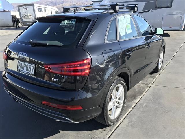 image-2, 2015 Audi Q3 1.4 TFSI at Central Otago