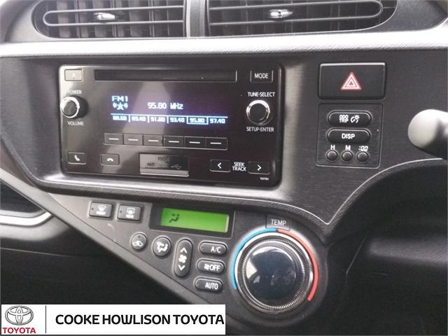 image-14, 2014 Toyota Aqua Hatchback at Dunedin