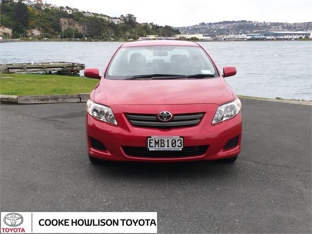 image-1, 2008 Toyota Corolla GX SEDAN at Dunedin