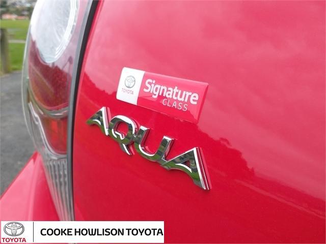 image-7, 2014 Toyota Aqua Hatchback at Dunedin