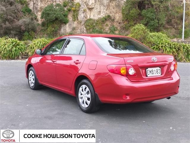 image-3, 2008 Toyota Corolla GX SEDAN at Dunedin
