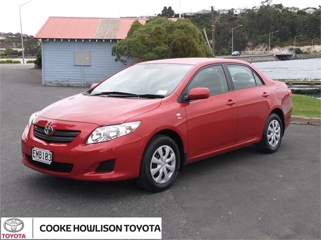 image-2, 2008 Toyota Corolla GX SEDAN at Dunedin