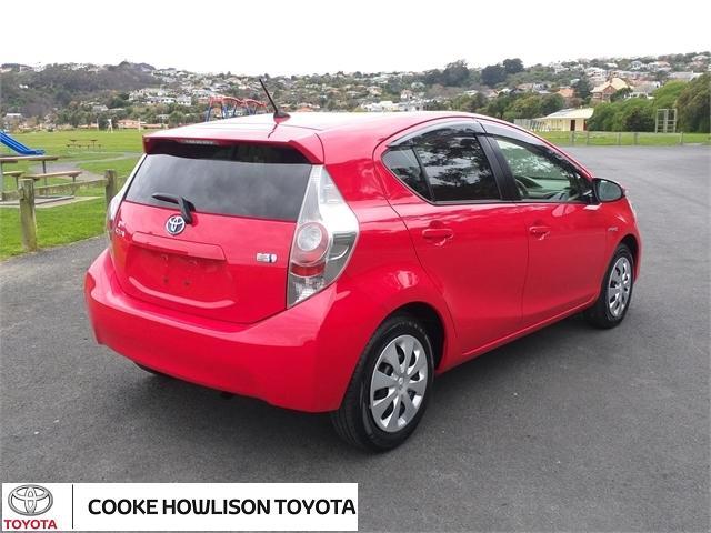 image-5, 2014 Toyota Aqua Hatchback at Dunedin
