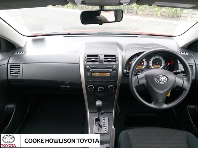 image-8, 2008 Toyota Corolla GX SEDAN at Dunedin
