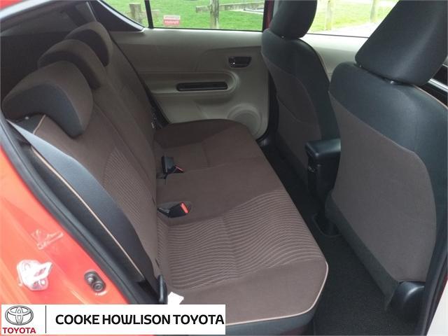 image-9, 2014 Toyota Aqua Hatchback at Dunedin