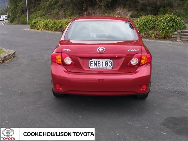 image-4, 2008 Toyota Corolla GX SEDAN at Dunedin