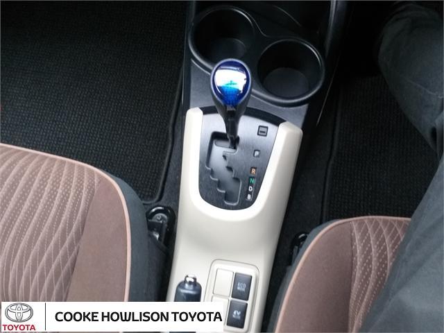 image-15, 2014 Toyota Aqua Hatchback at Dunedin