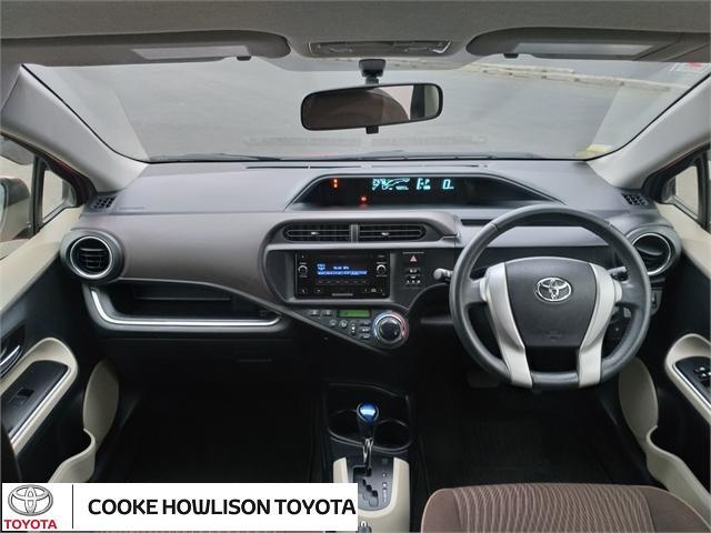 image-10, 2014 Toyota Aqua Hatchback at Dunedin