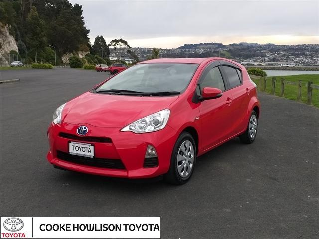 image-2, 2014 Toyota Aqua Hatchback at Dunedin