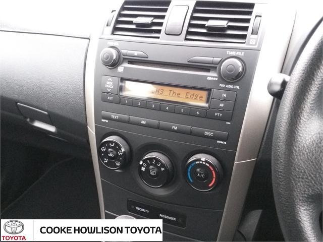 image-12, 2008 Toyota Corolla GX SEDAN at Dunedin