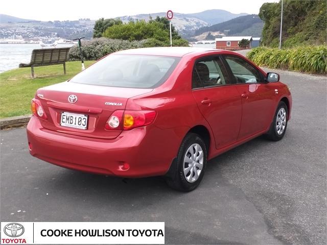 image-5, 2008 Toyota Corolla GX SEDAN at Dunedin