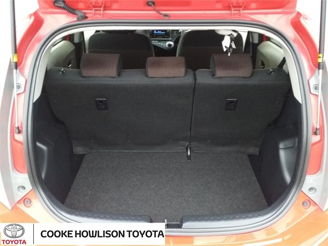 image-8, 2014 Toyota Aqua Hatchback at Dunedin
