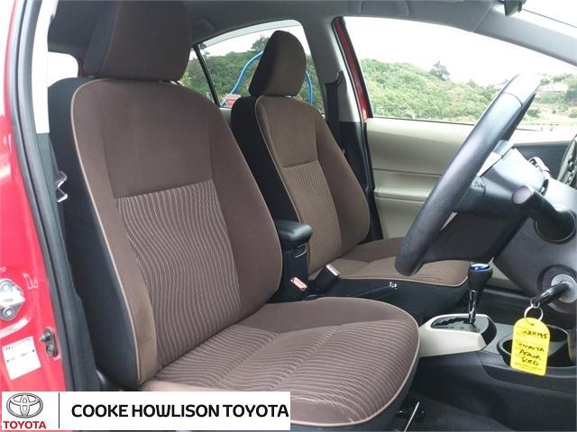 image-12, 2014 Toyota Aqua Hatchback at Dunedin