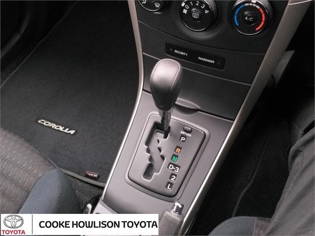 image-13, 2008 Toyota Corolla GX SEDAN at Dunedin