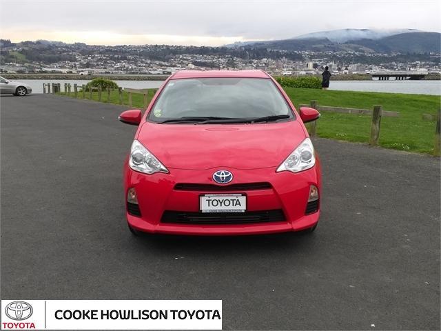 image-1, 2014 Toyota Aqua Hatchback at Dunedin