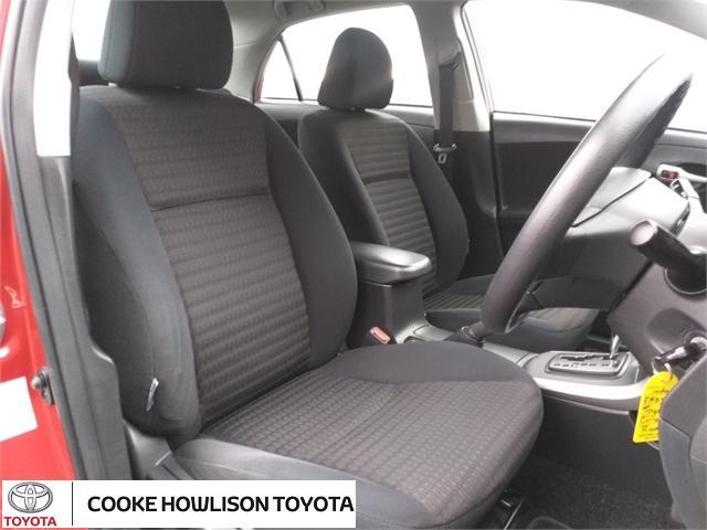 image-10, 2008 Toyota Corolla GX SEDAN at Dunedin