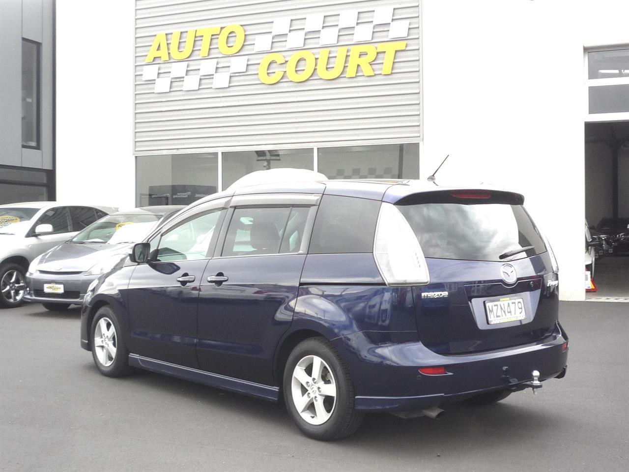 image-1, 2008 Mazda Premacy 20Z at Dunedin