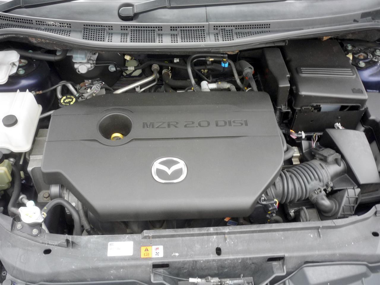 image-11, 2008 Mazda Premacy 20Z at Dunedin