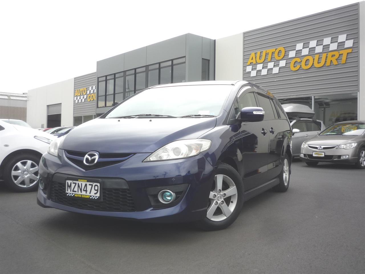 image-9, 2008 Mazda Premacy 20Z at Dunedin