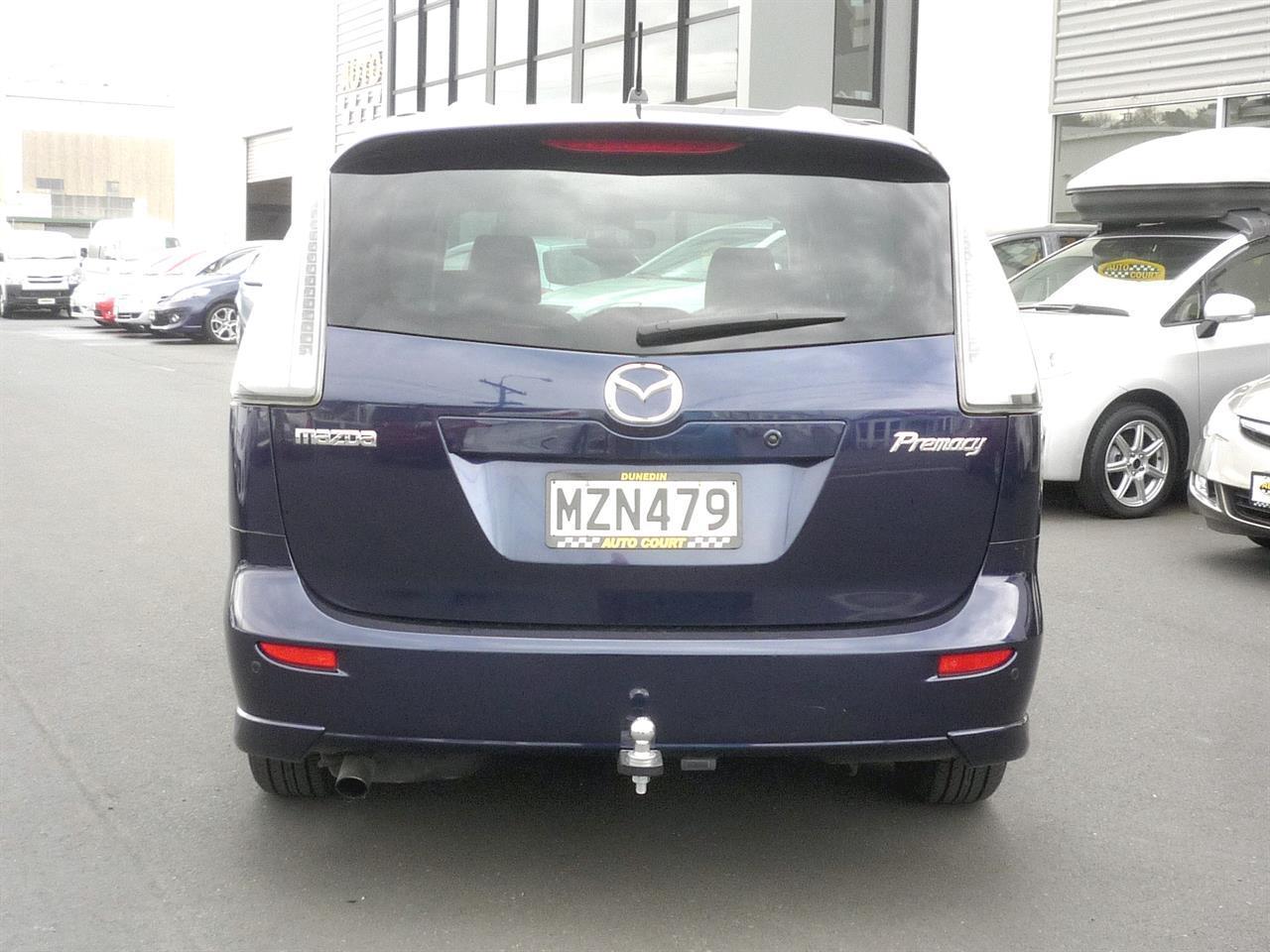 image-18, 2008 Mazda Premacy 20Z at Dunedin