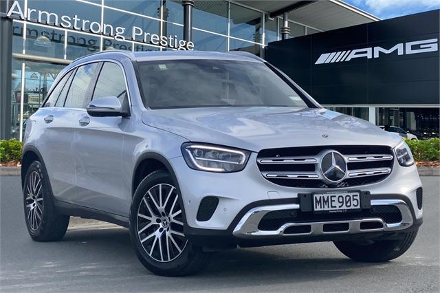 image-0, 2019 MercedesBenz GLC 200 2.0 Litre Turbo at Christchurch