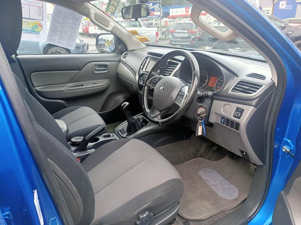 image-6, 2015 Mitsubishi Triton D/cab Glxr 2.4D/6MT D/CAB G at Dunedin