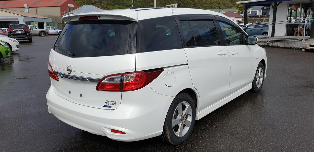 image-7, 2015 Nissan Lafesta HIGHWAY STAR G at Greymouth