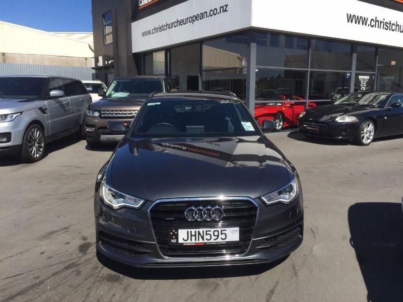 image-1, 2012 Audi A6 3.0 TDI S Line Quattro New Shape at Christchurch