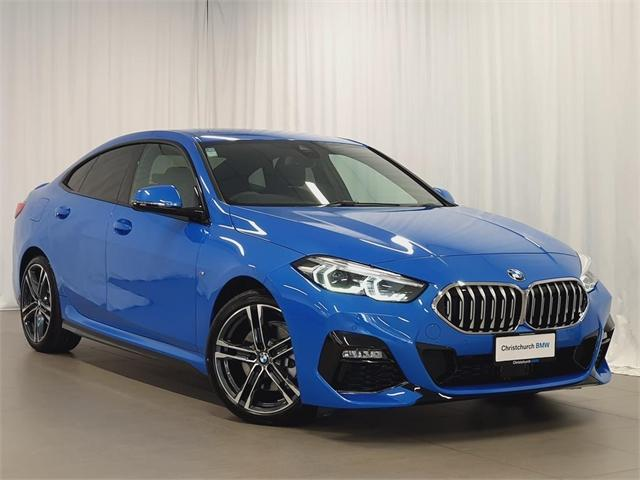 image-0, 2021 BMW 218i Gran Coupe M-Sport at Christchurch