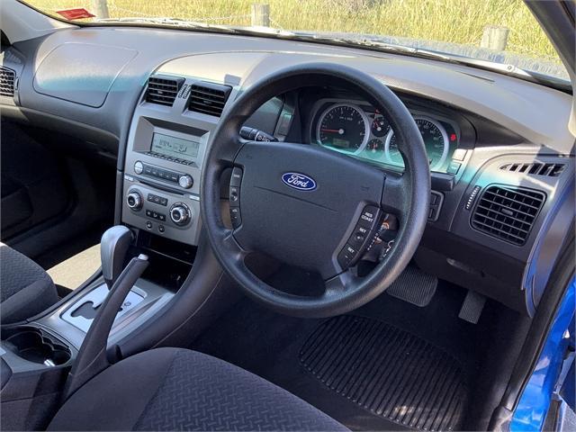 image-19, 2006 Ford Falcon Ford Falcon BF Futura at Dunedin
