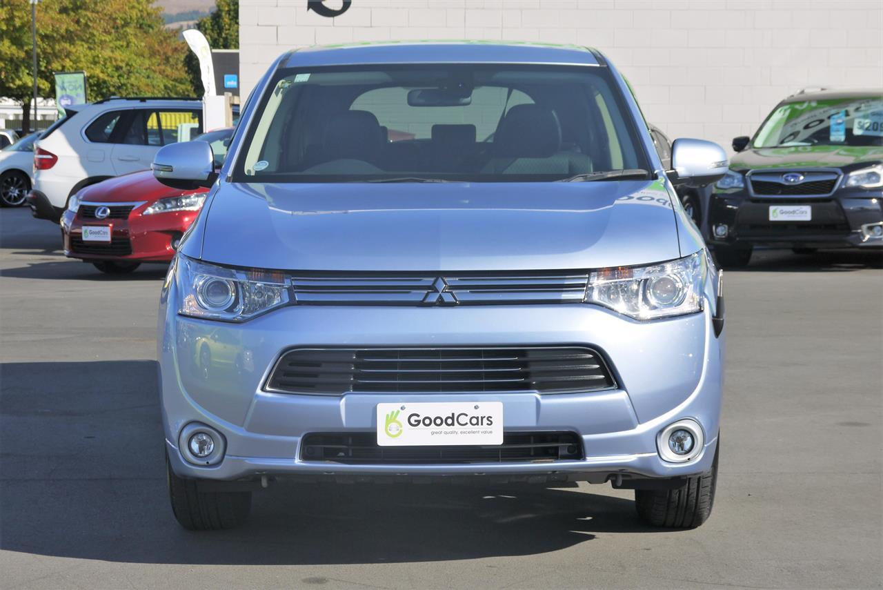 image-8, 2013 Mitsubishi OUTLANDER PHEV G AWD CRUISE at Christchurch