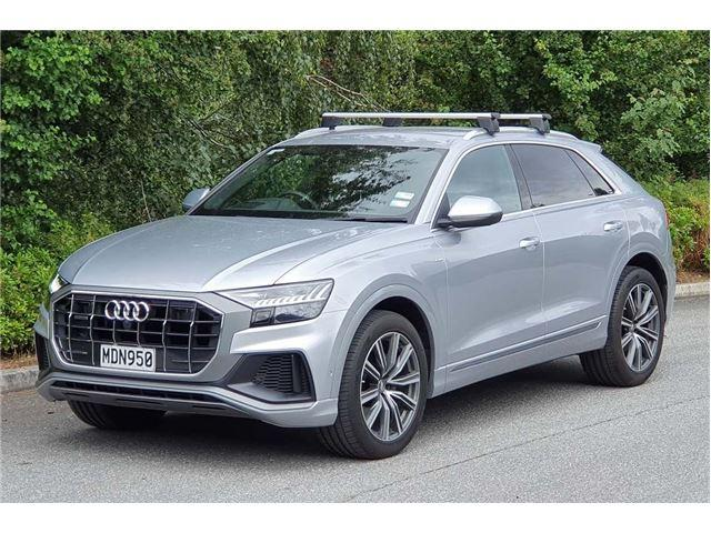 image-1, 2019 AUDI Q8 S-Line at Queenstown-Lakes
