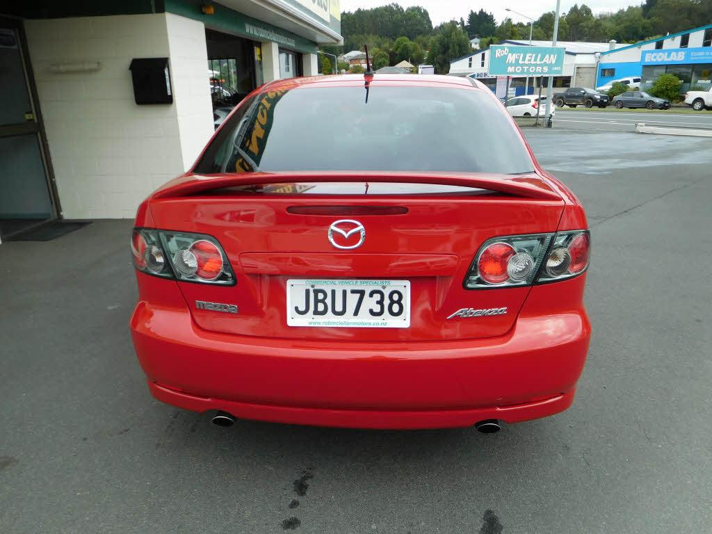 image-3, 2005 Mazda atenza 6 at Dunedin