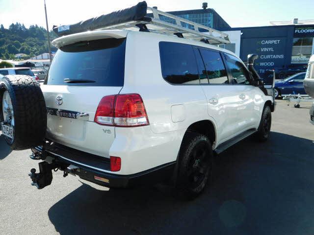 image-4, 2008 Toyota Landcruiser VX LTD at Dunedin