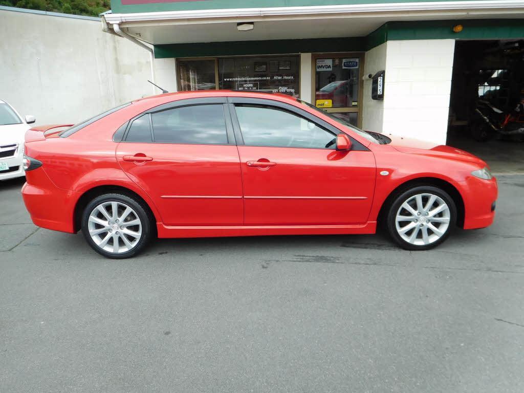 image-1, 2005 Mazda atenza 6 at Dunedin